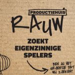 Gratis workshop RAUW theater op 11 januari
