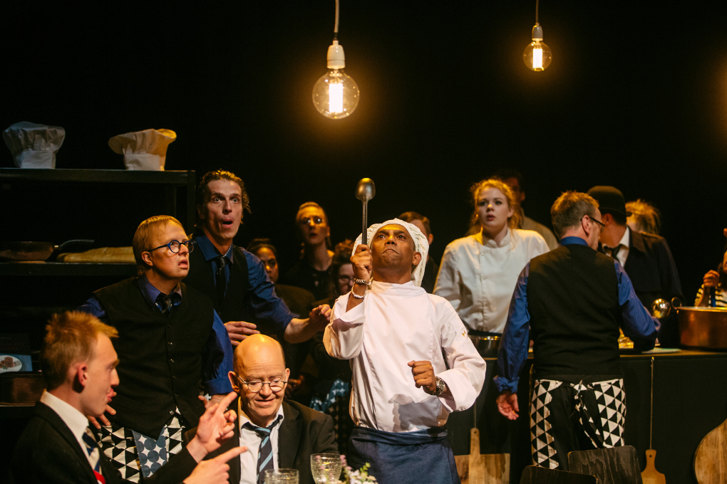 Theatergroep Buitengewoon
